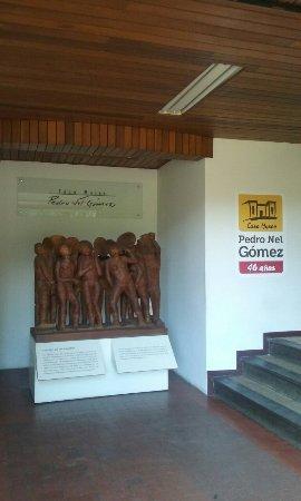 Casa Museo Pedro Nel Gomez: 20160715_170631_large.jpg
