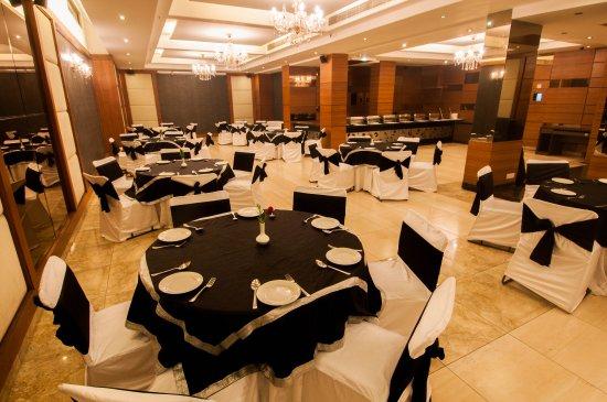 Hotel Africa Avenue GK: Banquet 3