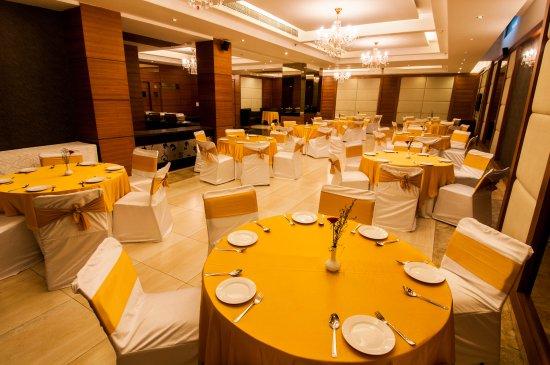 Hotel Africa Avenue GK: Banquet 4