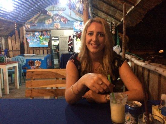 Sam Roi Yot, Thailand: Inside Meaw