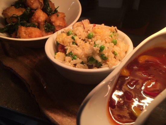 Newton Aycliffe, UK: Superb food