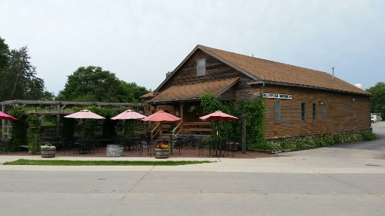 Amana, IA : Millstream Brewing - Iowa's oldest micro brewery