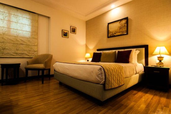 Hotel Africa Avenue: Room