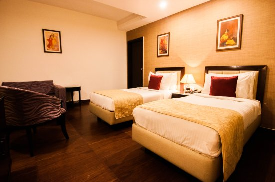 Hotel Africa Avenue: Room 1