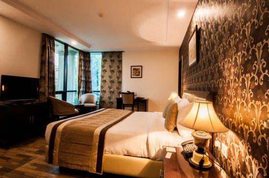 Hotel Africa Avenue: Room 3