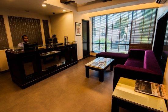 Hotel Africa Avenue: Lobby