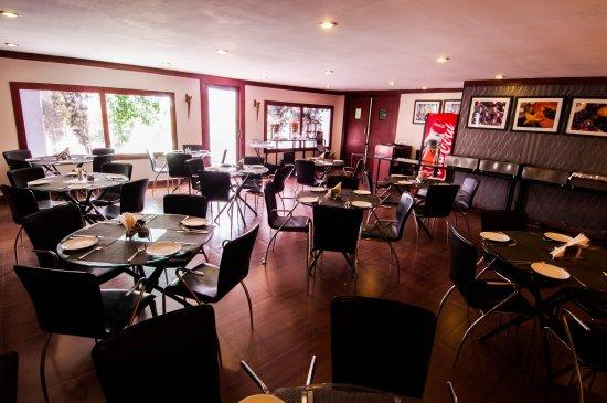 Hotel Africa Avenue: Restaurant