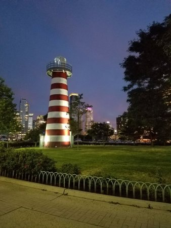 Liberty Landing Marina : Lighthouse