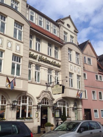 Hannoversch Münden, Duitsland: Well situated, family owned hotel and restaurant