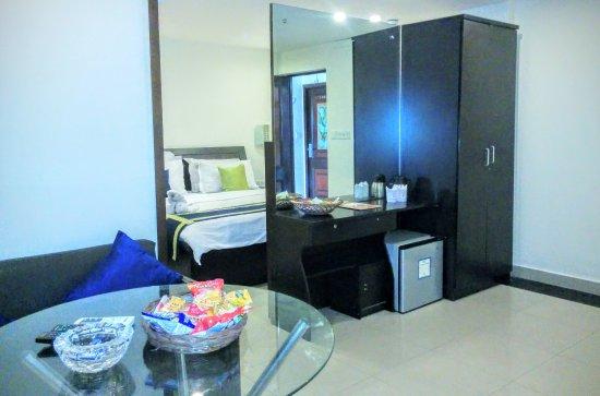 Roland Hotel: Suite