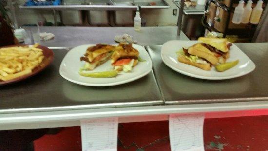 Conover, Carolina del Norte: Cafe . Eat local