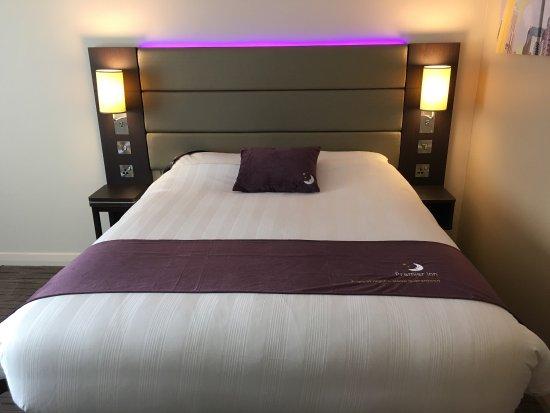 Premier Inn Livingston Bathgate Hotel New Bedrooms Livingston Bathgate