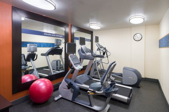 Hampton Inn Manhattan - Madison Square Garden Area: Fitness Center