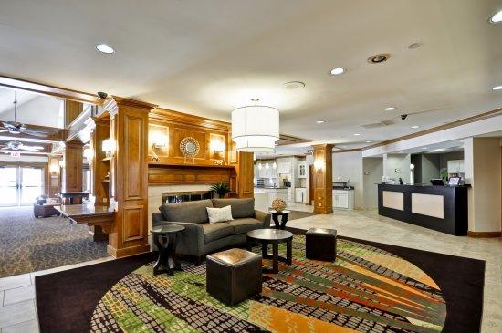 Homewood Suites by Hilton Atlanta - Cumberland / Galleria: Hotel Lobby