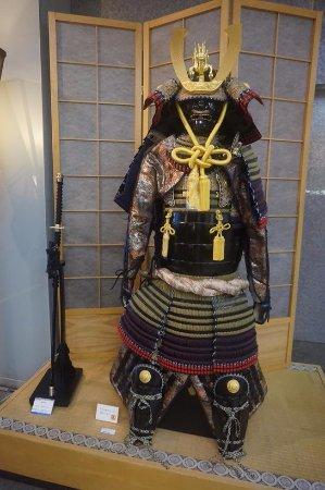 Kyoto Handicraft Center Samurai armor & Samurai armor - Picture of Kyoto Handicraft Center Kyoto - TripAdvisor