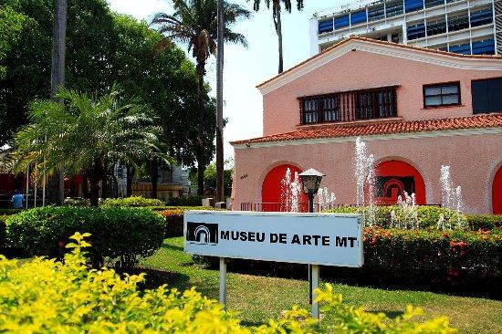 Museu de Arte de Mato Grosso