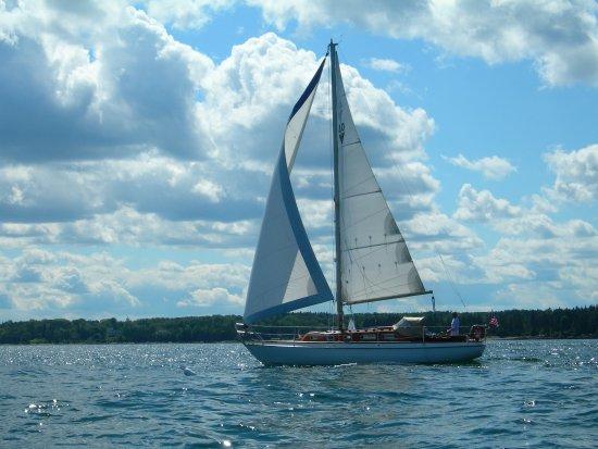 Rockland, ME: Sail on Penobscot Bay