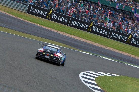 Silverstone, UK: Porsche GT