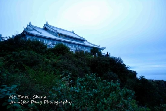 Emeishan, Chiny: Mount Emei