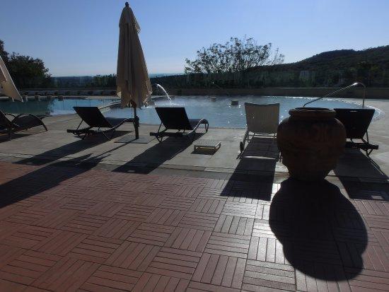 Civitella Paganico, Italia: piscine