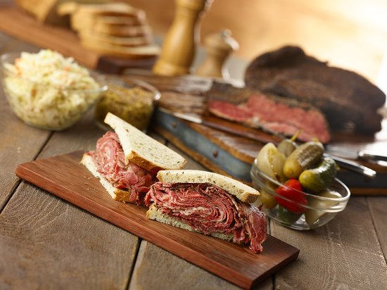 Photo of American Restaurant Ben's Kosher Cuisine at 209 W 38th St, New York, NY 10018, United States