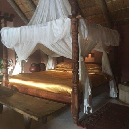 ซาบี, แอฟริกาใต้: moon river - bedroom