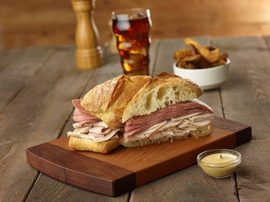 Bayside, NY: Bologna Sandwich