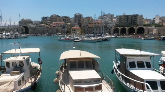 Old Venetian Harbor of Heraklion