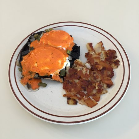 Риджфилд, Коннектикут: Delicious Food