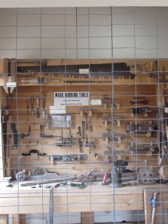 Dubois, WY: Wood working tools