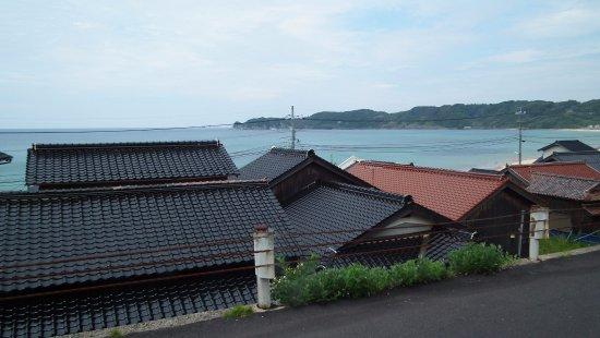 Kotogahama Beach : 浜に行きたい気持ちより先にシャッターを押してしまった。