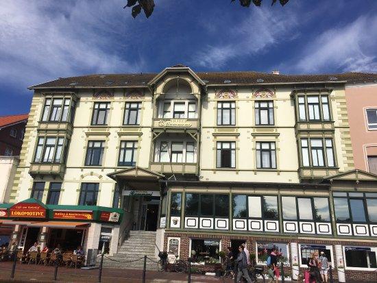 Hotel Rummeni, Hotels in Borkum