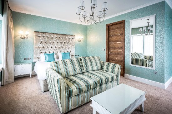 Cotgrave, UK: Tiffany in The Manor House - Superior Room