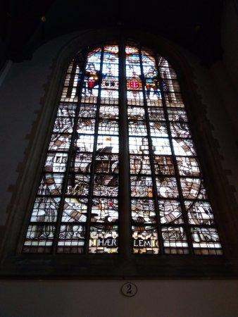 Gouda, Países Bajos: vidriera