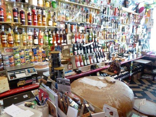 Aux produits d'Espagne