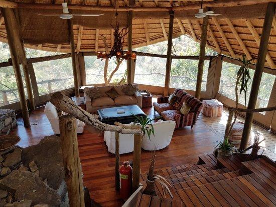Madikwe Game Reserve, แอฟริกาใต้: chill area