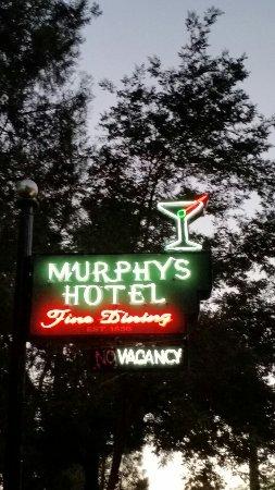 Murphys, كاليفورنيا: Downtown Murphys 7/19/16