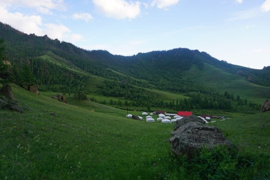 Gorkhi Terelj National Park Foto