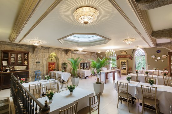 Castelo de Itaipava Bistrô: Restaurante