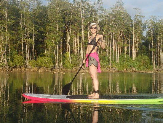 Dominical, Costa Rica: Mangroves SUP