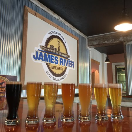 Scottsville, VA: JRB Brews