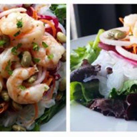 Courtenay, Canadá: Thai Vermicelli Salad