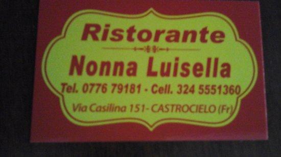 Castrocielo, Italia: Logo