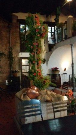 Villanueva de Cordoba, สเปน: Restaurante La Puerta Falsa