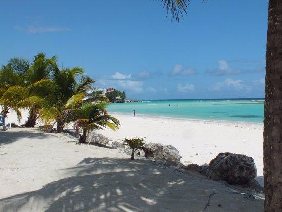 Worthing, Barbados: Praia
