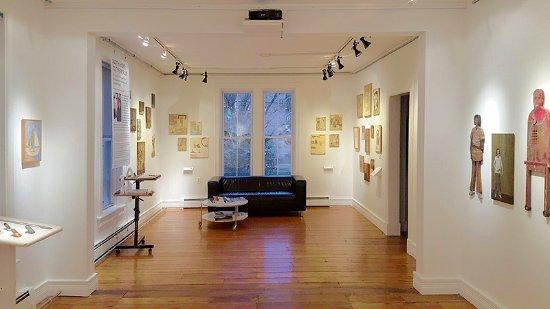 High Falls, NY: Judith Hoyt Retrospective