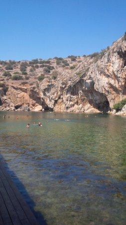 Gray Line Greece: Vouliagmeni Lake
