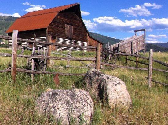 Steamboat Springs Chamber Resort Association Visitor Center Foto