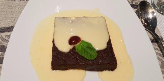 Ebene: Dessert