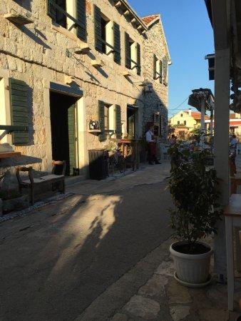 Sukosan, Kroatië: Tolles Restaurant